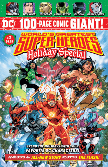 World's Greatest Super-Heroes! Holiday Special
