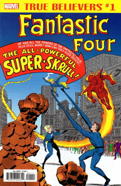 True Believers: Fantastic Four: Super-Skrull