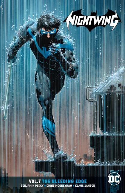 Nightwing: The Bleeding Edge