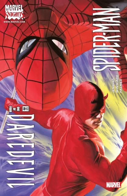 Daredevil/Spider-Man