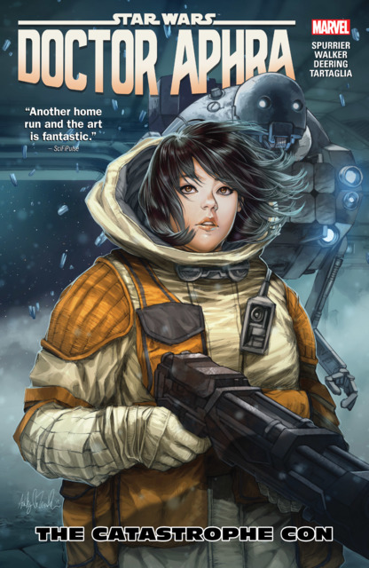 Star Wars: Doctor Aphra: The Catastrophe Con