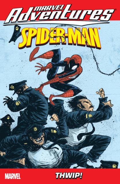 Marvel Adventures Spider-Man: Thwip!
