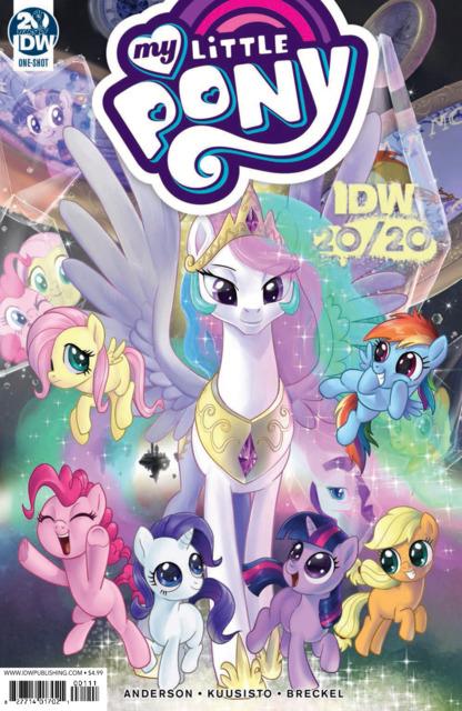 My Little Pony: Friendship Is Magic 20/20