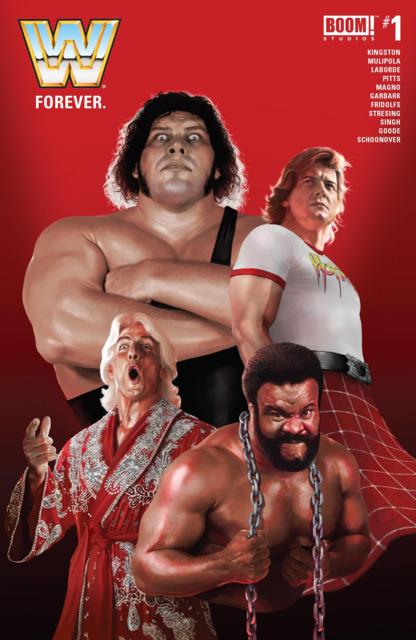 WWE: Forever