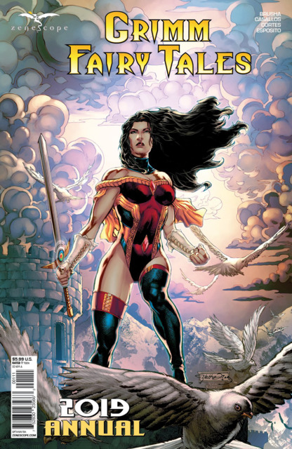 Grimm Fairy Tales 2019 Annual