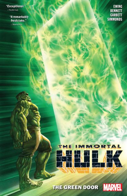 The Immortal Hulk: The Green Door