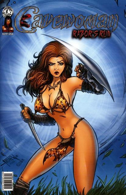 Cavewoman: Razor's Run