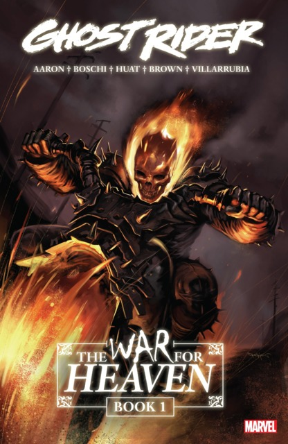 Ghost Rider: The War For Heaven