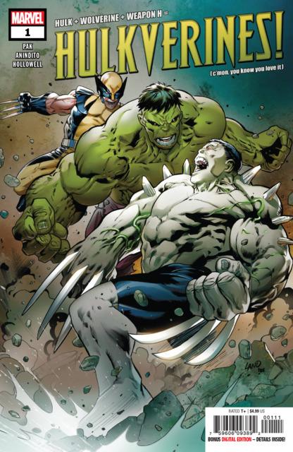 Hulkverines!
