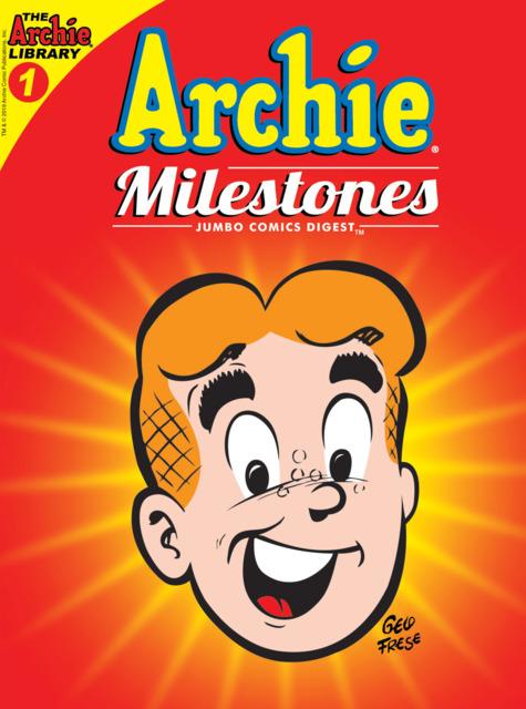 Archie Milestones Jumbo Comics Digest