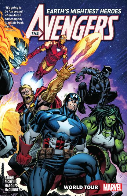 Avengers by Jason Aaron: World Tour