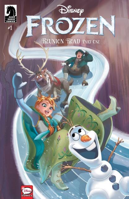 Frozen: Reunion Road