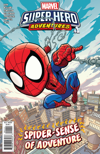 Marvel Super Hero Adventures: Spider-Man – Spider-Sense of Adventure