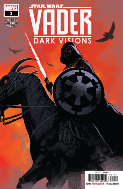 Star Wars: Vader: Dark Visions