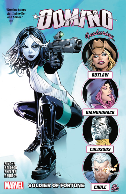 Domino: Soldier of Fortune