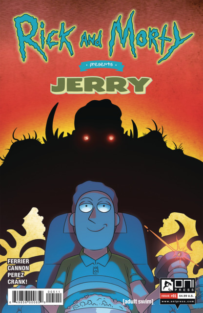 Rick and Morty Presents: Jerry