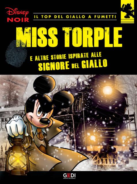 Disney Noir: Il top del giallo a fumetti