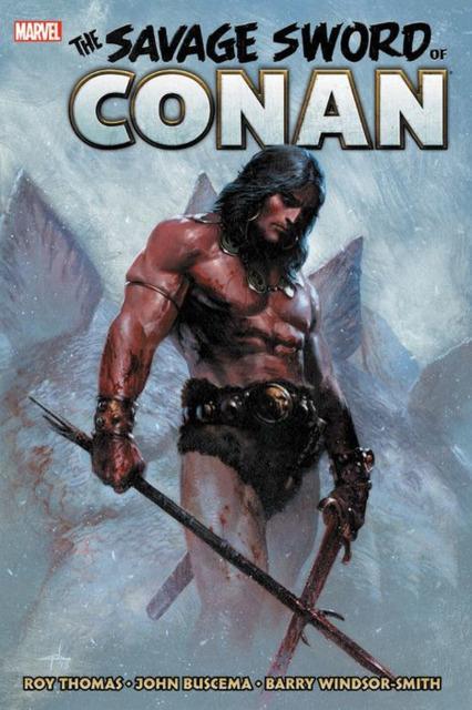 The Savage Sword of Conan: The Original Marvel Years Omnibus