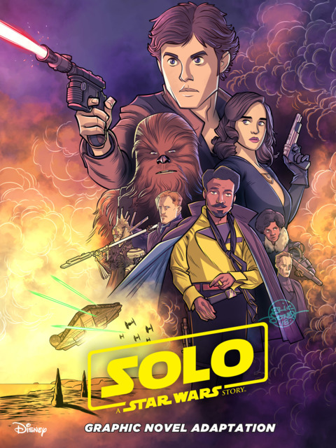 Star Wars: Solo Graphic Novel Adaptation