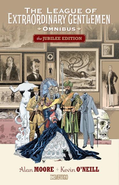 League of Extraordinary Gentlemen Omnibus: The Jubilee Edition