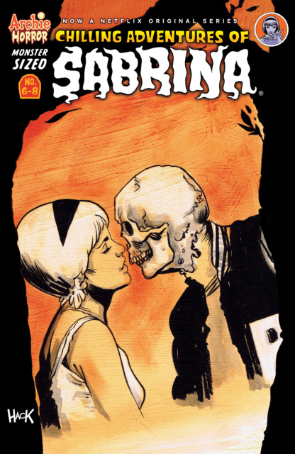 Chilling Adventures of Sabrina, Monster-Sized One-Shot