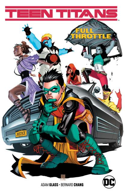 Teen Titans: Full Throttle