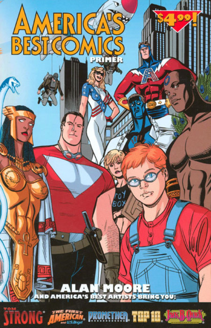 America's Best Comics Primer