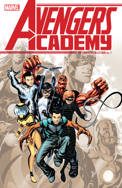Avengers Academy: The Complete Collection