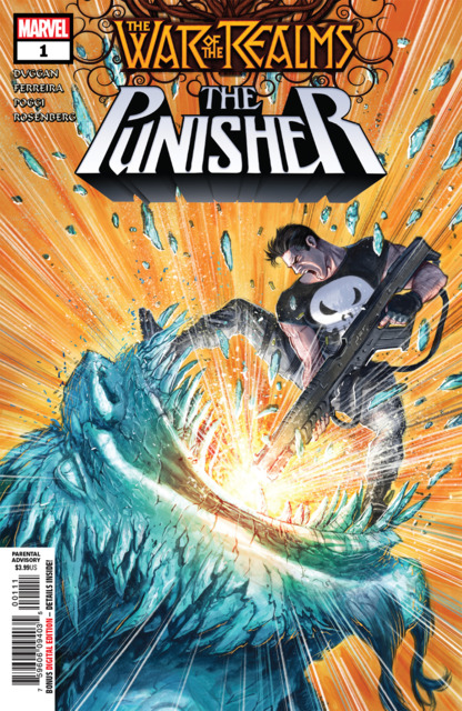 War of the Realms: Punisher