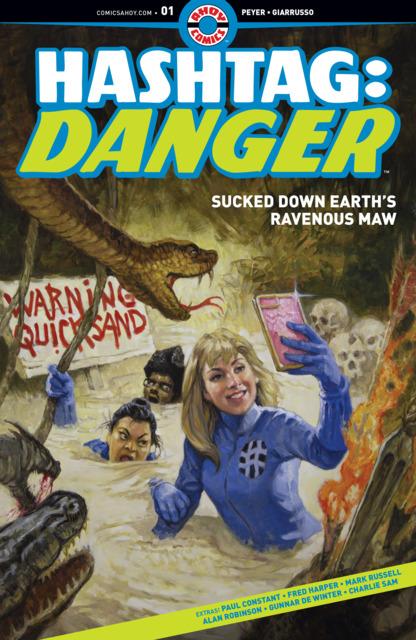Hashtag: Danger