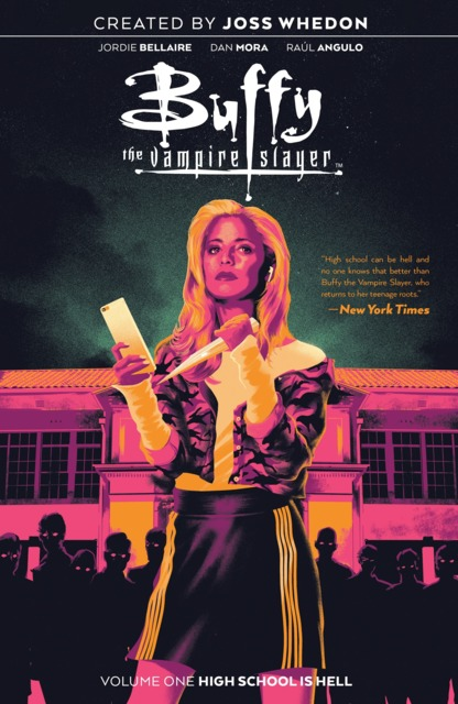 Buffy the Vampire Slayer: High School Is Hell