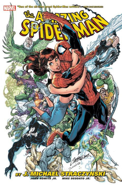 The Amazing Spider-Man by J. Michael Straczynski