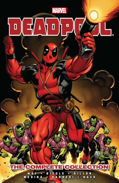 Deadpool By Daniel Way: The Complete Collection