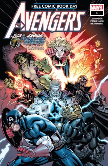 Free Comic Book Day 2019 (Avengers/Savage Avengers)