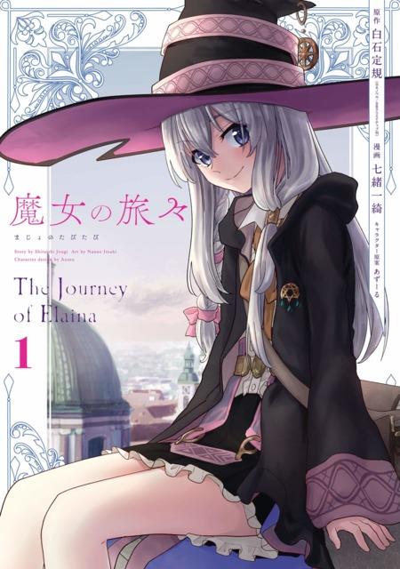 Majo no Tabitabi: The Journey of Elaina