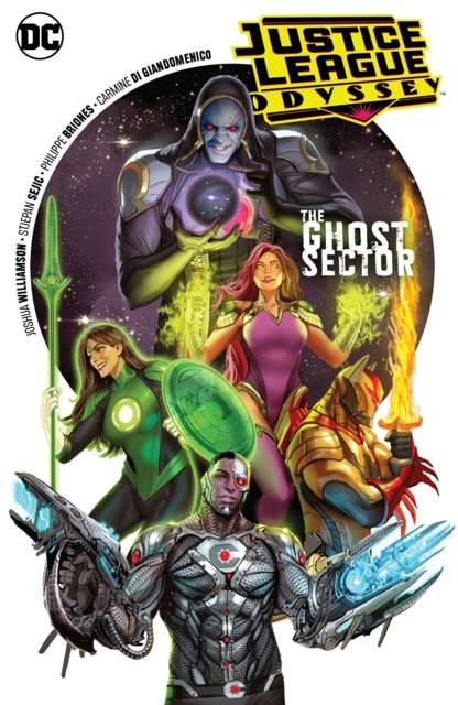 Justice League Odyssey: The Ghost Sector