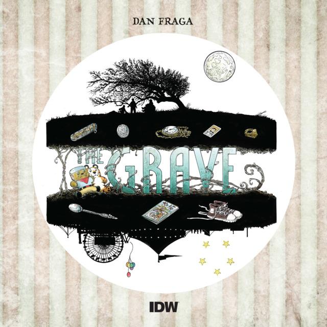 The Grave by Dan Fraga