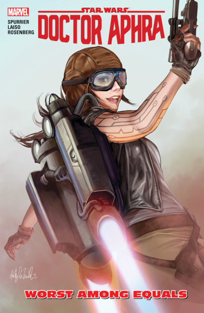 Star Wars: Doctor Aphra: Worst Among Equals