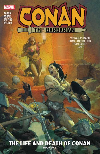 Conan the Barbarian: The Life and Death of Conan