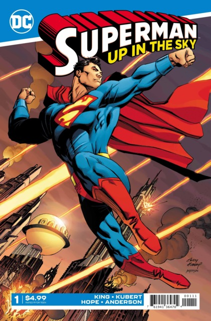 Superman: Up In the Sky