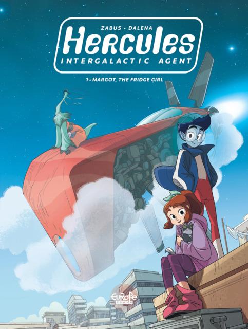 Hercules Intergalactic Agent