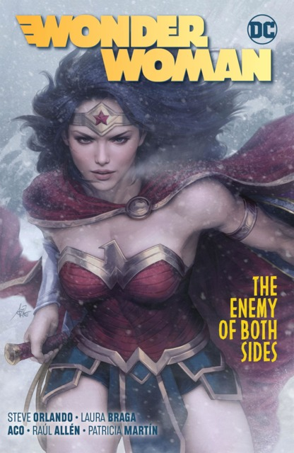 Wonder Woman: The Enemy of Both Sides