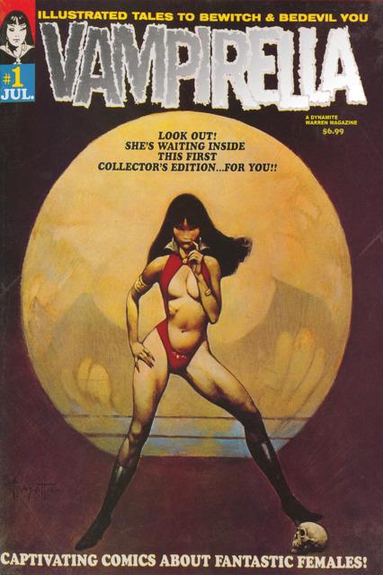 Vampirella (1969), Facsimile Edition