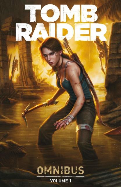 Tomb Raider Omnibus