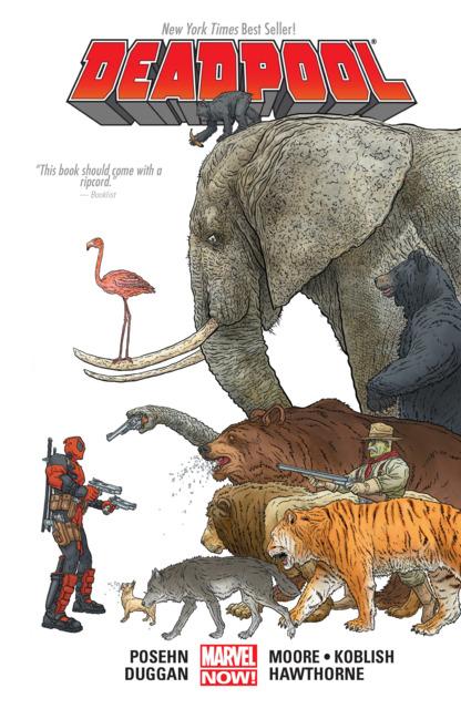 Deadpool by Posehn And Duggan