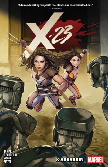 X-23: X-Assassin