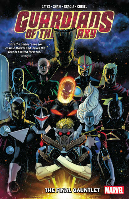 Guardians of the Galaxy: The Final Gauntlet