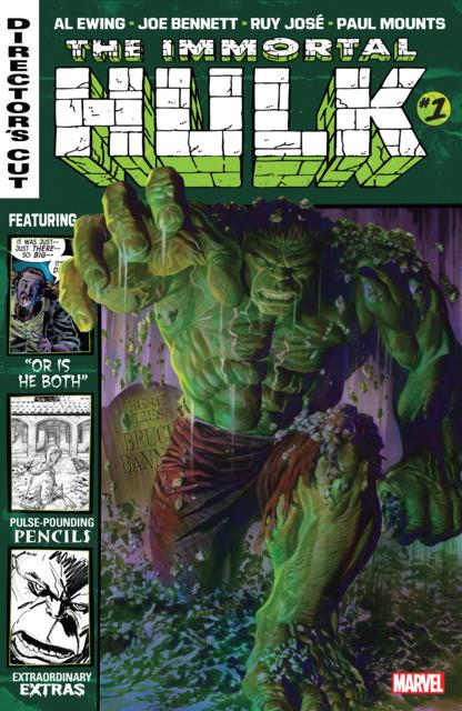 Immortal Hulk Director's Cut