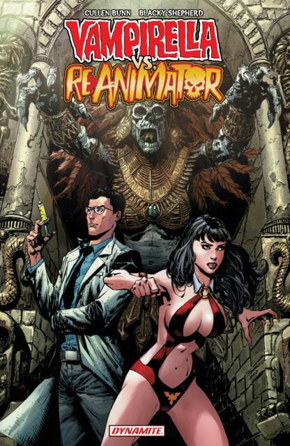 Vampirella vs Reanimator