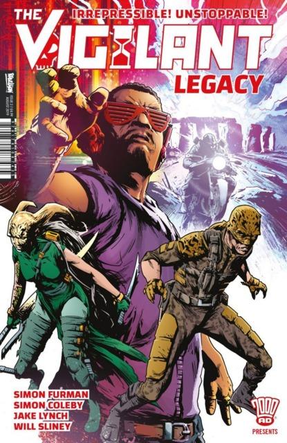 The Vigilant: Legacy